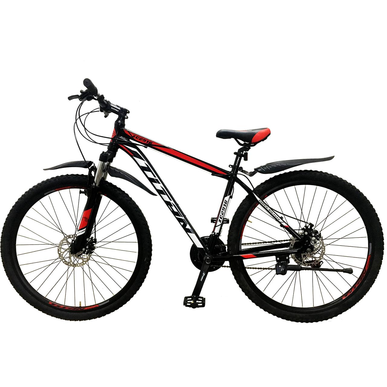Гірський велосипед найнер Titan XC2918
