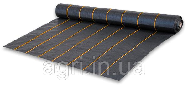 Агроткань чёрная 90 г/м² (0,4м*100м)