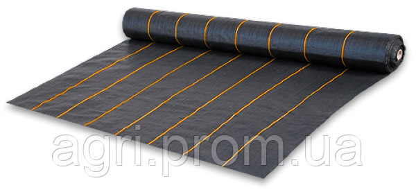 Агроткань чёрная 90 г/м² (0,8м*100м)
