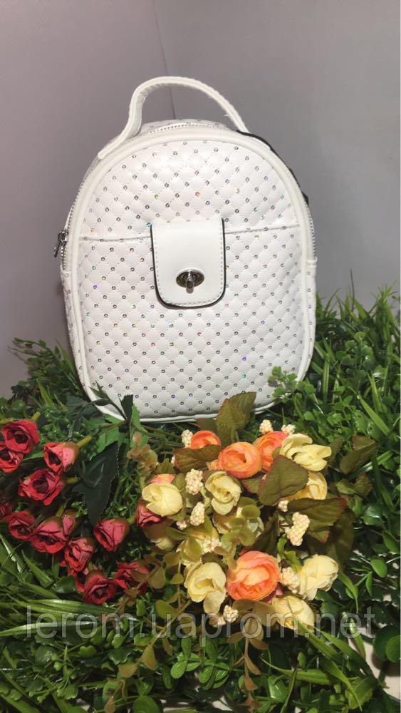 Жіночий рюкзак