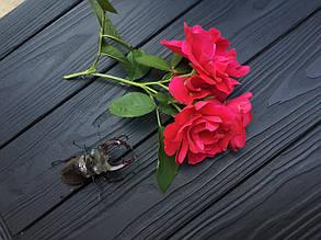 Деревянный фотофон Чёрный фактурный