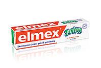 Дитяча медична зубна паста Elmex Junior для захисту від карієсу (75мл., 6-12років).