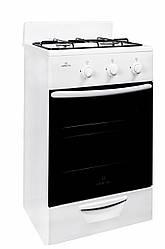 Газовая плита GRETA 1201-00-10 White белая