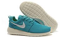 Кроссовки Nike Roshe Run реплика ААА+ размер 36 бирюзовый