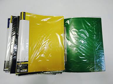 Папка скоросшиватель пластиковая А4