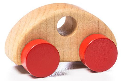 Мини-машинка Cubika 1 (13210) (Красный)