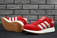 Кроссовки Adidas Iniki реплика ААА+, размер 41-44 красный
