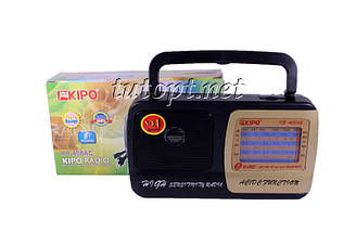 Радиоприемник кипо Kipo KB-408AC, AM/FM/TV/SW1.5W2 первый сорт