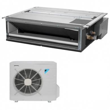 Сплит-система канального типа Daikin FDXM 50 F3/RXM 50 M, фото 2
