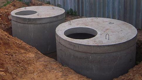 бетон для септика купить