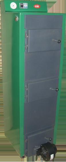 КОТВ-30Т .твердотопливный котел 30 квт с автоматикой
