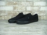 Кеды Vans Era (ванс) реплика AAA+ размер 37-45 (живые фото) черный, фото 1