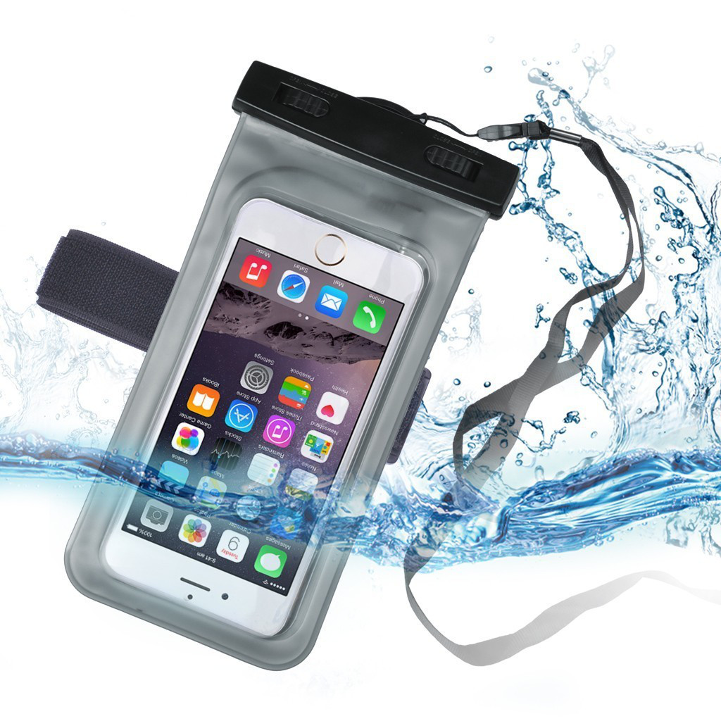 Универсальный водонепроницаемый чехол (waterproof)
