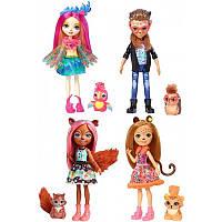 Кукла Enchantimals Друзья главных героинь (в ассортименте) (FNH22), фото 1