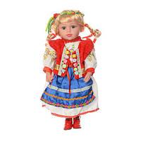 """Интерактивная кукла в национальных одеждах """"Украинская красавица"""", M 1191 W"""