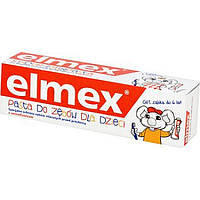 Дитяча зубна паста Elmex  для захисту від карієсу молочних зубів (50мл.)