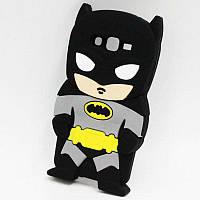 3d Чехол Бампер для Samsung Galaxy J5 2015 / J500  резиновый Бэтмен