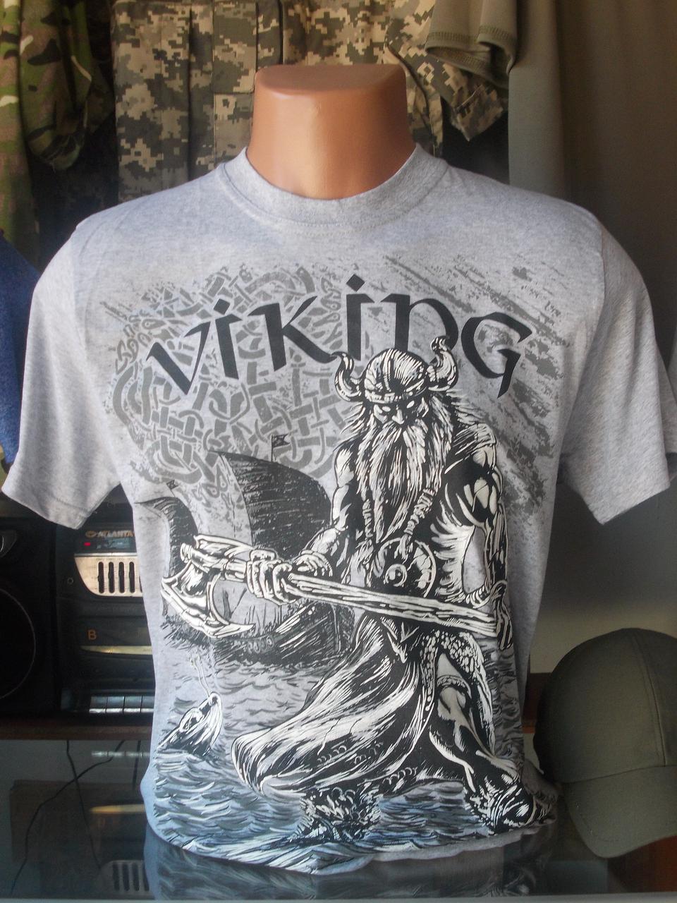 Футболка Вікінг Вальхалла. Viking Valhalla