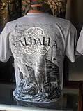 Футболка Вікінг Вальхалла. Viking Valhalla, фото 5