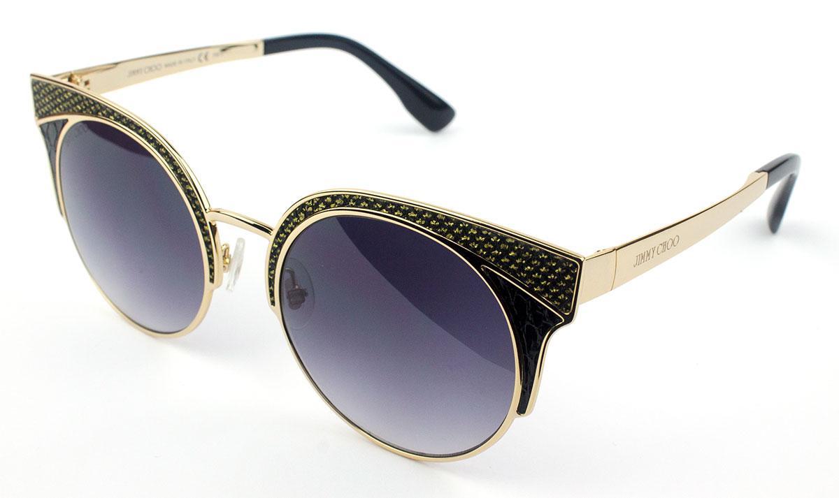 Солнцезащитные очки Jimmy Choo ORA-S-PCU9C
