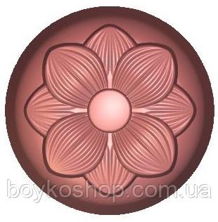 Англия форма для мыла Цветок