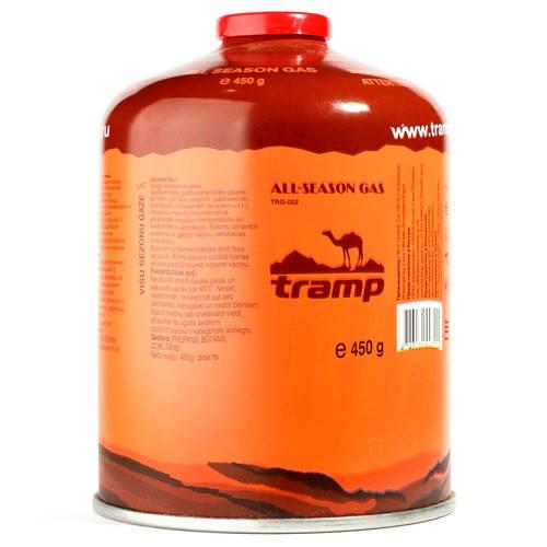 Баллон газовый резьбовой Tramp 450