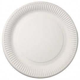 Тарелка бумажная с рисунком