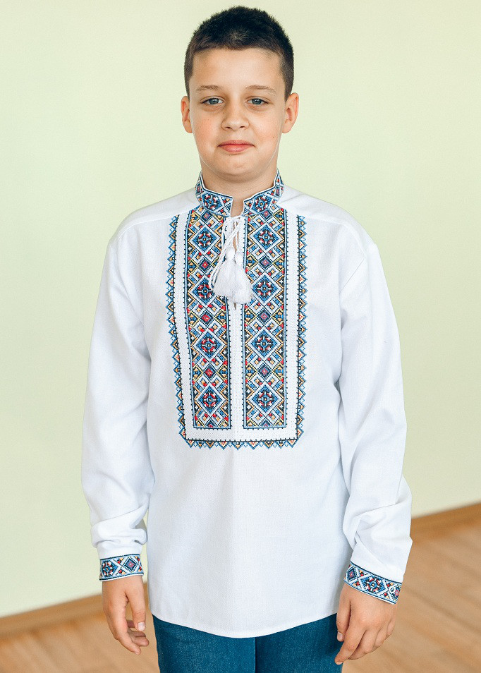 Вишиванка дитяча для хлопчика Аскольд  продажа 4978ccc39c980
