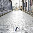 Селфи-стик, Bluetooth монопод для селфи Benro Let's go! Black-Blue. Для iPhone, Android, GoPro..., фото 2