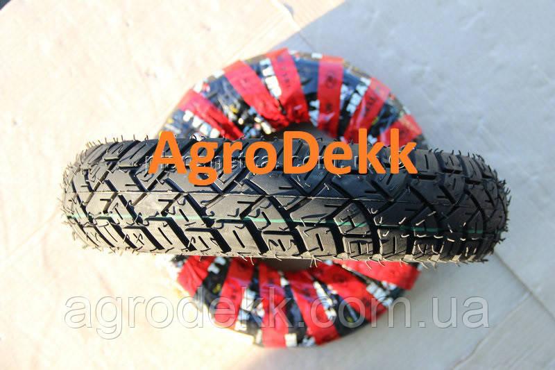 Резина на скутер 3.50-10 + камера