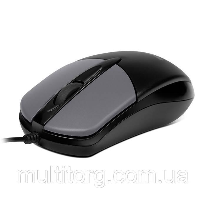 Мышка SVEN RX-112 USB серая