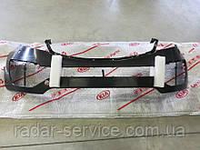Бампер передний под фароомыватель, KIA Sportage 2010-15 SL, 865113u020