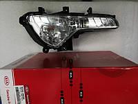 Фара противотуманная правая, KIA Sportage 2010-15 SL, 922023w200, фото 1