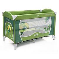 Манеж кровать 4Baby Vegas Green
