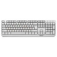 Клавиатура REAL-EL Standard 500 USB белая