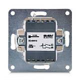 Выключатель SVEN SE-60016-C двойной кремовый, фото 2