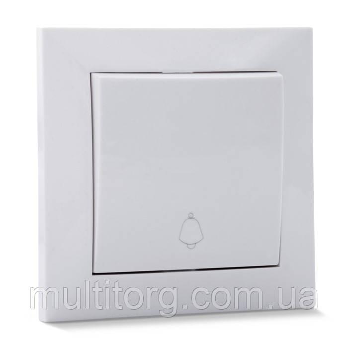 Кнопка звонка SVEN SE-60014-B белая