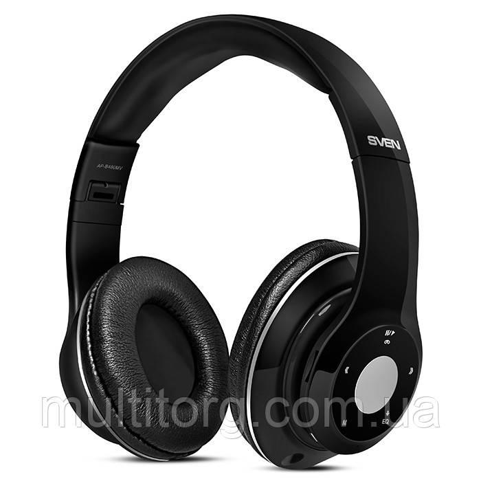 Наушники SVEN AP-B480MV (Bluetooth) с микрофоном