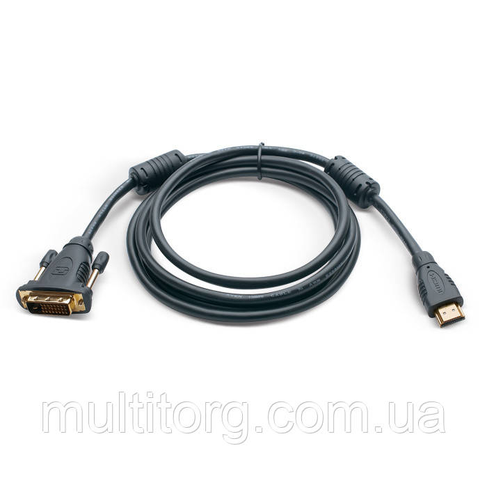 Кабель SVEN HDMI-DVI 3.0m