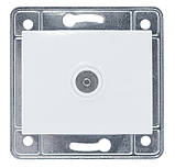 Розетка SVEN SE-125 телевизионная белая, фото 3