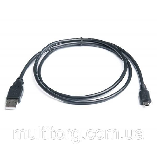Кабель REAL-EL USB2.0 usb type B 1m чорний