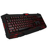 Клавіатура SVEN Challenge 9100 ігрова з підсвічуванням, фото 3