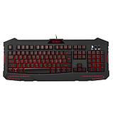 Клавіатура SVEN Challenge 9100 ігрова з підсвічуванням, фото 4