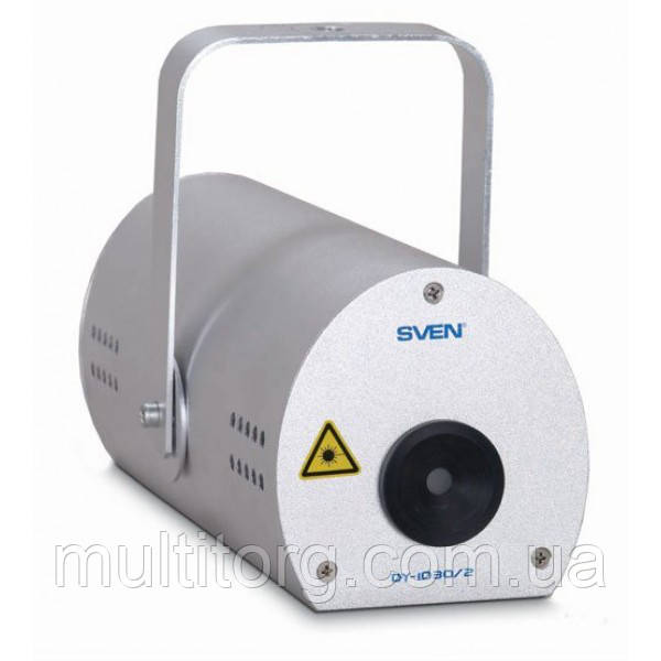 Світловий лазер SVEN DY-1030/2, заливний червоний+зелений (РОЗПРОДАЖ)