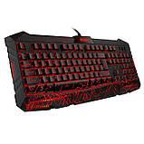 Клавиатура + мышка SVEN GS-9400 игровые с подсветкой, фото 8