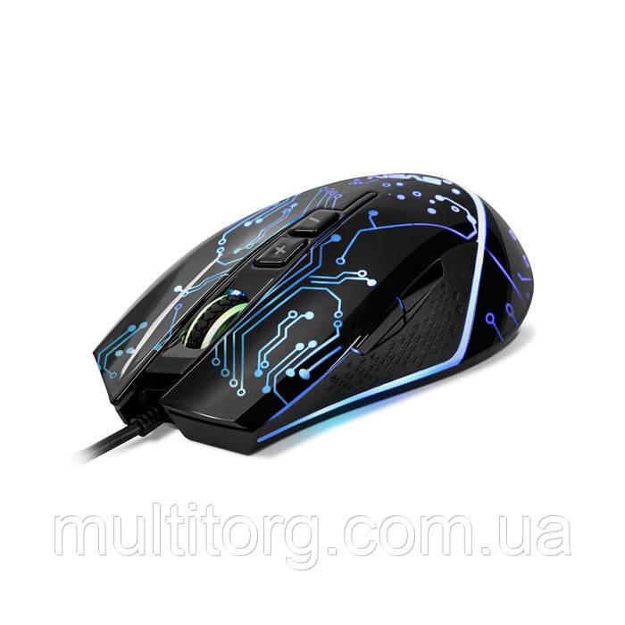 Мишка SVEN RX-G980 ігрова з підсвічуванням