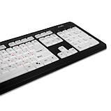 Клавиатура SVEN KB-C7300EL USB с подсветкой, фото 3