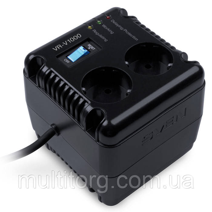 Стабілізатор напруги SVEN VR-V1000
