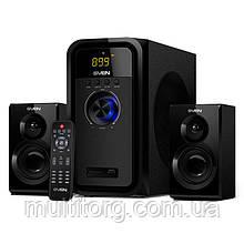 Колонки 2.1 SVEN MS-2051, Bluetooth