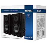 Колонки 2.0 SVEN SPS-575 black, фото 2
